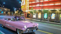 Private Las Vegas Night Tour with Elvis in Pink Cadillac Convertible, Las Vegas, Private...