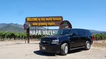 8 Hour Napa Valley Wine Tasting Tour, Napa & Sonoma, Wine Tasting & Winery Tours