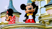 Group Tour: Hong Kong Disneyland Admission with Transfers from Kowloon Area, Hong Kong, Bus &...
