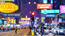 Hong Kong Afternoon Sightseeing Tour Plus Dinner Cruise with Hotel Pickup from Kowloon area, Hong...