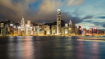 Semi Self-Guided Hong Kong Coach Tour With Dinner Cruise By Ferry Transfer From Shenzhen, Shenzhen,...