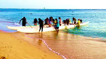 Beaches of Waikiki: A Journey on an Outrigger Canoe, Oahu, Kayaking & Canoeing
