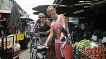 Countryside Bangkok and a Floating Market Tour by Bicycle Including Lunch, Bangkok, Bike & Mountain ...