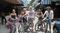 Thai Tapas Food Experience by Bicycle Including Dinner, Bangkok, Bike & Mountain Bike Tours