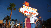 Private Las Vegas Strip Photo Tour with Champagne Toast, Las Vegas, Custom Private Tours