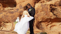 Valley of Fire Wedding with Luxury Transportation and Photographer, Las Vegas, Wedding Packages