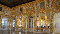 St. Petersburg Highlights Day Tour Including Tsarskoye Selo and Pavlovsk, St Petersburg, Full-day ...