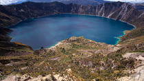 Hiking Day-Trip to Quilotoa Lagoon from Quito, Quito, Day Trips