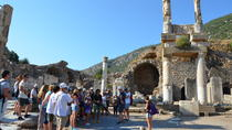 Private Full-Day Shore Excursion from Izmir: Ancient Ephesus - Virgin Mary House, Kusadasi, Private ...