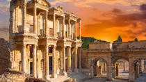 Private Half-Day Shore Excursion from Kusadasi: Ephesus, Artemis Tempel and Sirince Village, ...