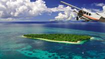 45-Minute Great Barrier Reef Scenic Flight from Cairns Including Green Island, Arlington Reef and ...