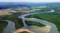 80-Minute Great Barrier Reef and Rainforest Scenic Flight from Cairns Including Green Island and ...