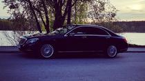 First Class Airport Limousine Transfer: Sturup Airport to Malmö City, Malmö, Airport &...