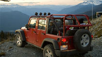 Blackcomb Sunset Tour, Whistler, 4WD, ATV & Off-Road Tours
