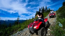 Mountain Explorer ATV-Tour (Quad), Whistler