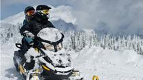 Whistler Wilderness Snowmobile Run, Whistler, null