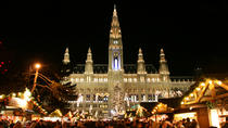 Full Day Private Excursion to the Vienna Christmas Markets from Budapest, Budapest, Christmas