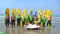 Group Surf Lesson at Matosinhos Beach, Northern Portugal