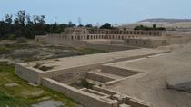 Half-Day Tour to Pachacamac Archaeological Site plus Barranco and Chorrillos, Lima, Private ...