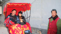 Beijing's Present and Past: Olympic Park and Hutong Tour, Beijing, Full-day Tours