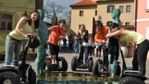 Private 1-Hour Segway Tour in Prague with Historic Hightlights, Prague, Segway Tours