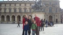 Private Louvre Tour for Families with Skip-the-Line Access, Paris
