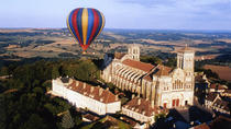 Burgundy Hot-Air Balloon Ride from Vézelay, Burgundy