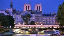 Dinner Cruise on the Seine River with Hotel Pickup, Paris, Night Cruises