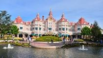 Disneyland Resort Paris with Transport, Paris