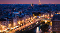 Eiffel Tower, Seine River Cruise and Paris Illuminations Night Tour, Paris, Night Tours