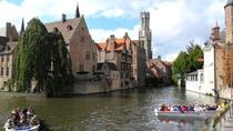 Excursion d'une journée de Paris à Bruges, Paris, Day Trips