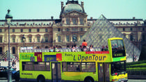 L'Open Hop-on-Hop-off-Tour durch Paris, Paris, Hop-on Hop-off Tours