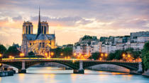La Marina de Paris Seine River Cruise Including 3-Course Lunch or Dinner, Paris