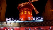 Paris by Night Illuminations Tour and Paris Moulin Rouge Show, Paris, Night Tours