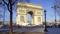 Paris City Tour by Minivan, Louvre Museum and Seine River Lunch Cruise, Paris, Bus & Minivan Tours