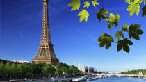 Paris City Tour with Seine River Cruise and Eiffel Tower Lunch, Paris, Bus & Minivan Tours