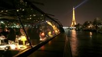 Paris Seine River Dinner Cruise, ,