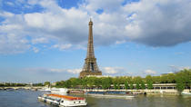 Paris Sightseeing from Disneyland Including Skip-the-Line Louvre Museum Audio Guide Tour and Seine...