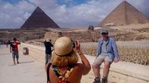 Half Day Visit to Giza Pyramids and Sphinx, Cairo, Half-day Tours