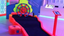 Glow In The Dark 18 Hole Mini Golf in Abu Dhabi, Abu Dhabi, Golf Tours & Tee Times