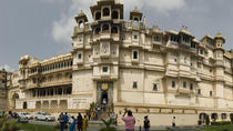 Udaipur Sightseeing Day Tour Including Aarti Ceremony, Udaipur