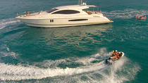 Luxury Full Day Yacht Charter including Jet-Ski, Miami, Custom Private Tours