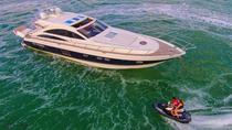 Luxury Half Day Yacht Charter including Jet-Ski, Miami