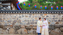 Private Photo Shoot with a Local Photographer at the Gyeongbokgung, Seoul, Half-day Tours