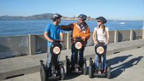 Alcatraz and Private Segway Tour of San Francisco, San Francisco