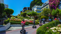 San Francisco Crooked Street Advanced Segway Tour, San Francisco, Segway Tours