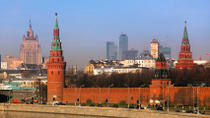 Moscow Hop-On Hop-Off Tour, Moscow, Hop-on Hop-off Tours
