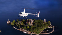 Boldt Castle and Thousand Islands Helicopter Tour, Ontario, Helicopter Tours