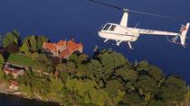 Thousand Island Helicopter Tour Including Boldt and Singer Castles, Ontario, Helicopter Tours