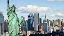 New York City Sightseeing Tour and Round-Trip Ferry, New York City, Bus & Minivan Tours